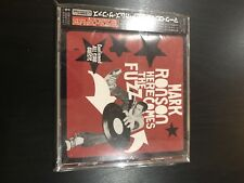 MARK RONSON Here Comes The Fuzz Import CD OBI JAPAN 2003 *NEW*