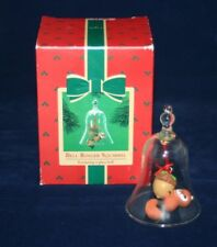 Hallmark Keepsake Ornament 1984 Bell Ringer Squirrel Christmas Decoration