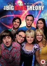 Big Bang Theory Seasons 1-8 5051892189880 With Johnny Galecki DVD Region 2