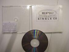 JENNIFER LOPEZ Baby I Love U! – 2003 European Advance Promo CD  – Pop - RARE!
