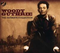 Woody Guthrie - Ultimate Collection [New CD] UK - Import