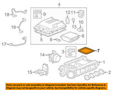 GM OEM Supercharger-Insulator 12612467