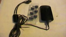 Targus Compact Laptop Charger Model APA69 with 6 Power Tips