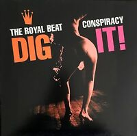 The Royal Beat Conspiracy ‎LP Dig It! - Denmark (EX+/M)