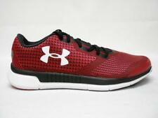 NIB UNDER ARMOUR MENS SHOE'S CHARGED LIGHTING 10.5 RED/BLACK AWESOME SHOE'S