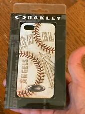 Los Angeles Angels MLB Baseball Stitch iPhone 5 Case by Oakley New in Package