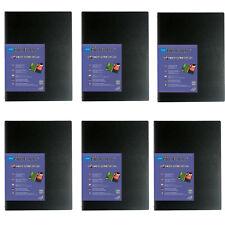 Itoya Art Profolio Advantage 8x10 Inch Photo Display Book For 8x10 Photos 6 Pack