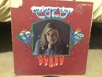 Cold Blood: Self Titled LP on SAN FRANCISCO SD-200 (1969 PSYCH) in VG/VG+