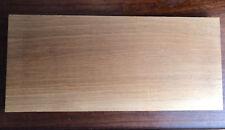1 x Solid Honduran Mahogany Wood Sheet/ Wood Sheets 4mm or 6mm