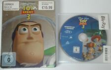Toy Story 3 Steelbook Collection Disney Pixar  Blu Ray NEU OVP  2-Disc Set