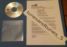 DHT & EDMEE - Listen To Your Heart - (2 Track CD Promo) - 2005 Happy Hardcore