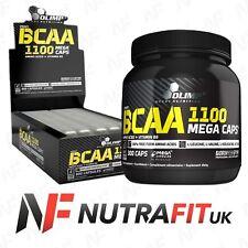 OLIMP BCAA 1100 MEGA CAPS extreme anticatabolic amino acids