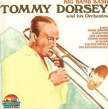 TOMMY DORSEY - BIG BAND BASH (1990 SWING JAZZ CD COMPILATION)