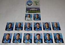 FIGURINE CALCIATORI PANINI 2005-06 SQUADRA ATALANTA CALCIO FOOTBALL ALBUM