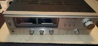 Fisher CA-120 Integrated Stereo Amplifier parts or repair
