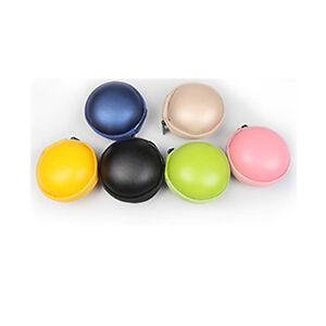 BUBM Earphones Case,Pouch Bag Case For Earphones Headphones Headsets Cables USB