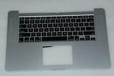 "Macbook Pro Retina 15"" A1398 2015 Top Case Palmrest & keyboard US 661-02536"