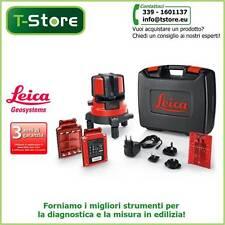 Livello Laser Leica Lino L4P1 -FATTURABILE -