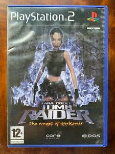 Tomb Raider Angel of Darkness PS2 Game for Sony Playstation 2