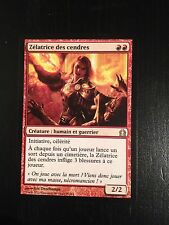 MTG MAGIC RETURN TO RAVNICA ASH ZEALOT (NM) FRENCH ZELATRICE DES CENDRES