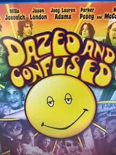 Dazed and Confused Blu-ray 1993 Ben Affleck Matthew McConaughey 2011 Comedy