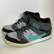 lowest price f46d8 3578b Nike Mens 12 Zoom Mogan Air 407360-025 Basketball Shoes Retro Mid 2 Dunk  Leather