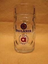 Addison Texas Oktoberfest 2001 Glass Beer Mug Paulaner Munchen