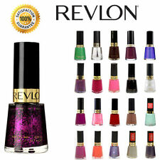 Lot of 10 Revlon Enamel Finger Nail Polish Color All Different Colors