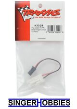 Traxxas 3029 Plug Adapter For TRX Power Charger to charge 7.2V Packs NEW TRA1