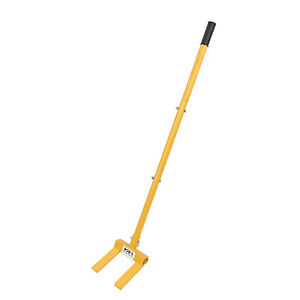 BISupply Pallet Buster Tool with Handle 3 Section 41in Deck Wrecker Pallet Tool
