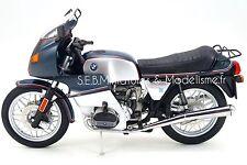 MOTO BMW R100 RS  BLEU - 1/10 SCHUCO