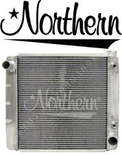 Northern 209613 Aluminum Radiator Chevy GM 26 X 19 With Transmission oil cooler