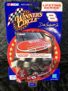 Dale Earnhardt Jr. Winners Circle Lifetime Series 1st Start NIP 1:64