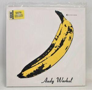 VELVET UNDERGROUND & NICO 'Self-Titled' (Andy Warhol)2008 Reissue Vinyl LP - S65