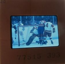ROGER CROZIER Detroit Red Wings Buffalo Sabres Capitals ORIGINAL SLIDE 26