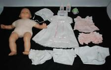 Bitty Baby American Girl Doll & Outfits Diapers Accessories Toiletries Set