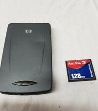 Hewlett Packard Jornada 540 Series Pocket Pc With Memory Card Pda
