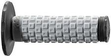 New Pro Taper Pillow Top Grips Black/Grey/Blk 125 250 450 Dirt Bike 024858 MX