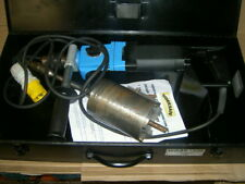 WORKSAFE DB1700T 110 VOLT DRY DIAMOND DRILL UP TO 6 INCH USED