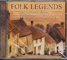 Folk Legends Vol.1 ( John Renbourn,Ralph McTell, Pentangle Gerry Rafferty)