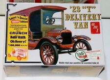 "AMT '23 Ford Model ""T"" Nestle's delivery van Retro deluxe model kit 1/25 NEW NIB"