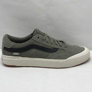 VANS Berle Pro Mens US Size 12, Links Moss Gray Grey Black White | VN0A3WKX2LA