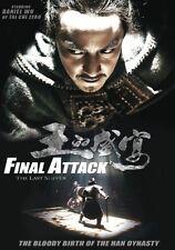 final attack - NEW DVD --- Hong Kong Kung Fu Martial Arts Action movie DVD - NEW