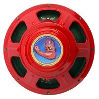 """Tone Tubby 12"""" Red Alnico Hemp Cone Guitar Speaker 8 ohm NEW with Warranty"""