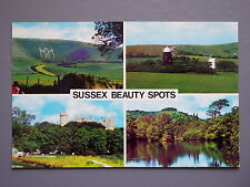R&L Postcard: Sussex Beauty Spots, Photo Precision