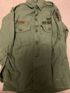 Vietnam War 1969 dated Special forces jacket