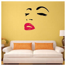 Wall Decal Audrey Hepburn Eyes Vinyl Sticker Contemporary Art Decor Movies TV