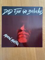 Dead Fish Go Bananas - Modern Monster (Vinyl, 1988, Germany, Nix Checking People