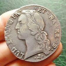 Louis XV - Ecu de Béarn au bandeau - 1761  Pau