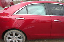 13 14 15 16 Cadillac ATS Sedan Right Rear Door Nice Red Passenger Side